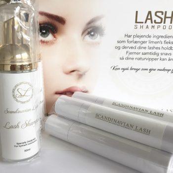 Kampagne Tilbud – Lash Shampoo display
