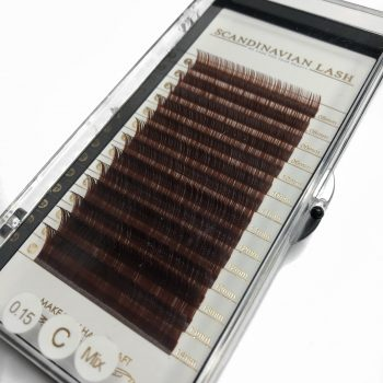Brune Lash 0.15 C Mix