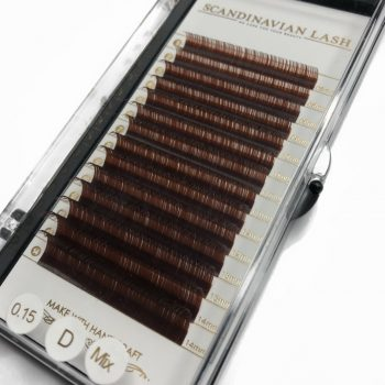 Brune Lash 0.15 D Mix