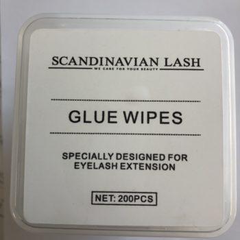 Glue Wipes 200 stk