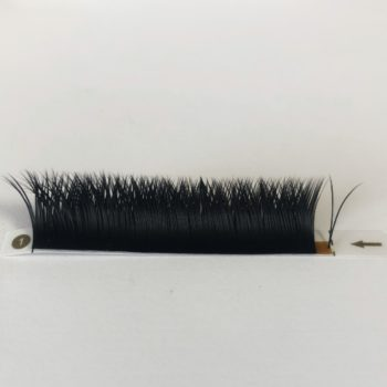 V shape Flat med split 0.15 C Mink – NYHED